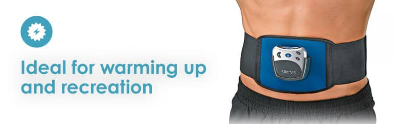 TENS/EMS Muscle Stimulation