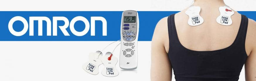 OMRON TENS/EMS Dispositvi e Accessori