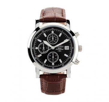 Luca Maranello Marcia Chronograph Brown G2423D1