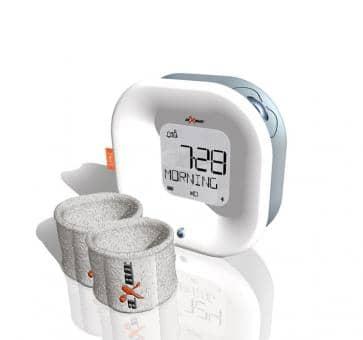 aXbo COUPLE WHITE Sleep Phase Alarm Clock