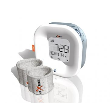 Resi dai clienti aXbo COUPLE WHITE  Sleep Phase Alarm Clock