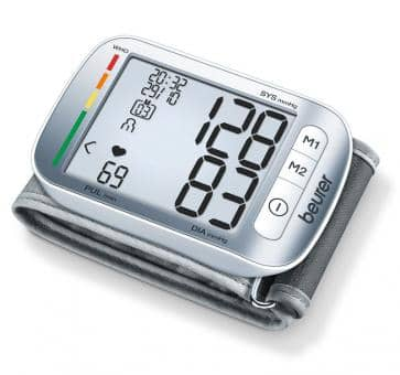 Return beurer BC 50 Blood Pressure Monitor