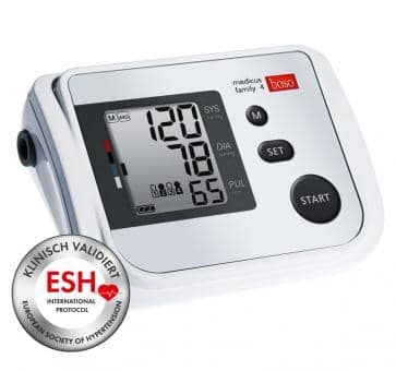 boso medicus family4 upper arm blood pressure monitor