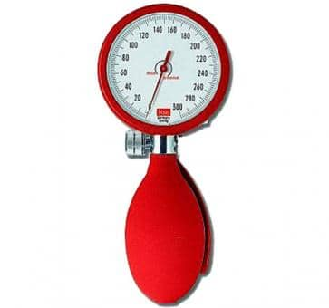 boso clinicus I Mechanical Blood Pressure Device rosso