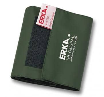 ERKA Green Cuff Size 5 (34 - 43 cm) Superb Rapid Double Hose