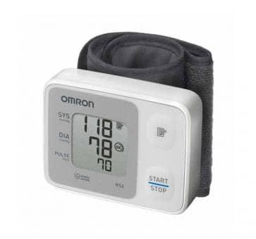 Omron RS2 - Sfigmomanometro da polso
