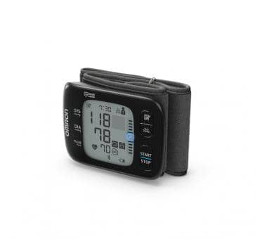 Return OMRON RS7 Intelli IT (HEM-6232T-D) Polso Blood Pressure Moni
