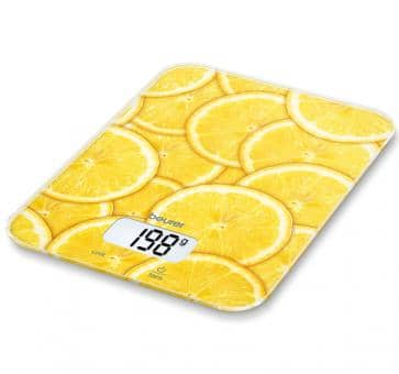 beurer KS 19 Lemon Kitchen Scale