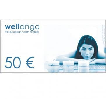 Gift certificate, 50.- Euro