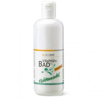 Sanowell Spruce Needle Bath Oil 500 ml