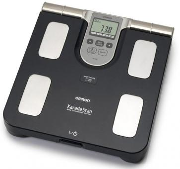 Return OMRON BF508 Body Composition Monitor