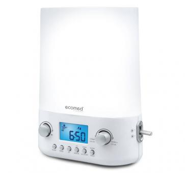 Return Medisana ecomed WL-50E Light Alarm Clock