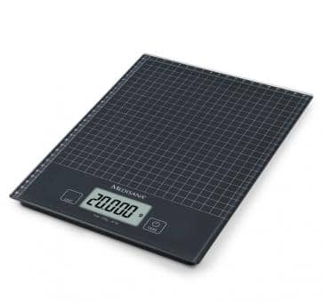 Medisana KS 240 XL Digital Glass Kitchen Scale