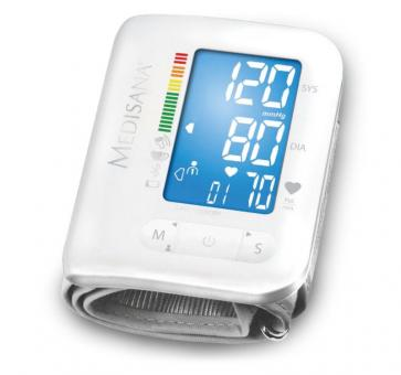 Return Medisana BW 300 connect Wrist Blood Pressure Monitor