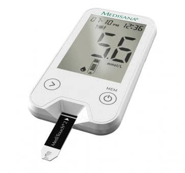 Medisana MediTouch 2 Blood Glucose Monitor East-Version (mmol/L)