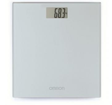 OMRON HN 289 Digital Personal Scale silver