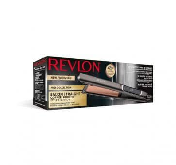 Revlon Pro Collection Salon Straight Copper Smooth piastre