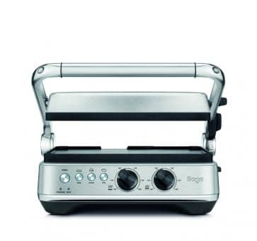 Sage the BBQ & Press Gril acciaio inox