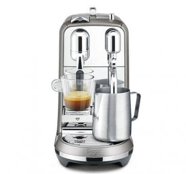 Sage The Creatista Plus Nespresso Machine Anthracite