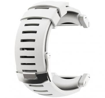 Suunto Core White Rubber Strap