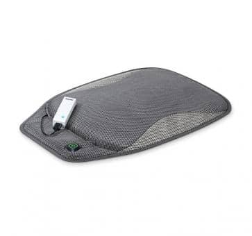 Return beurer HK 47 To Go Portable Seat Heating Pad with Pow